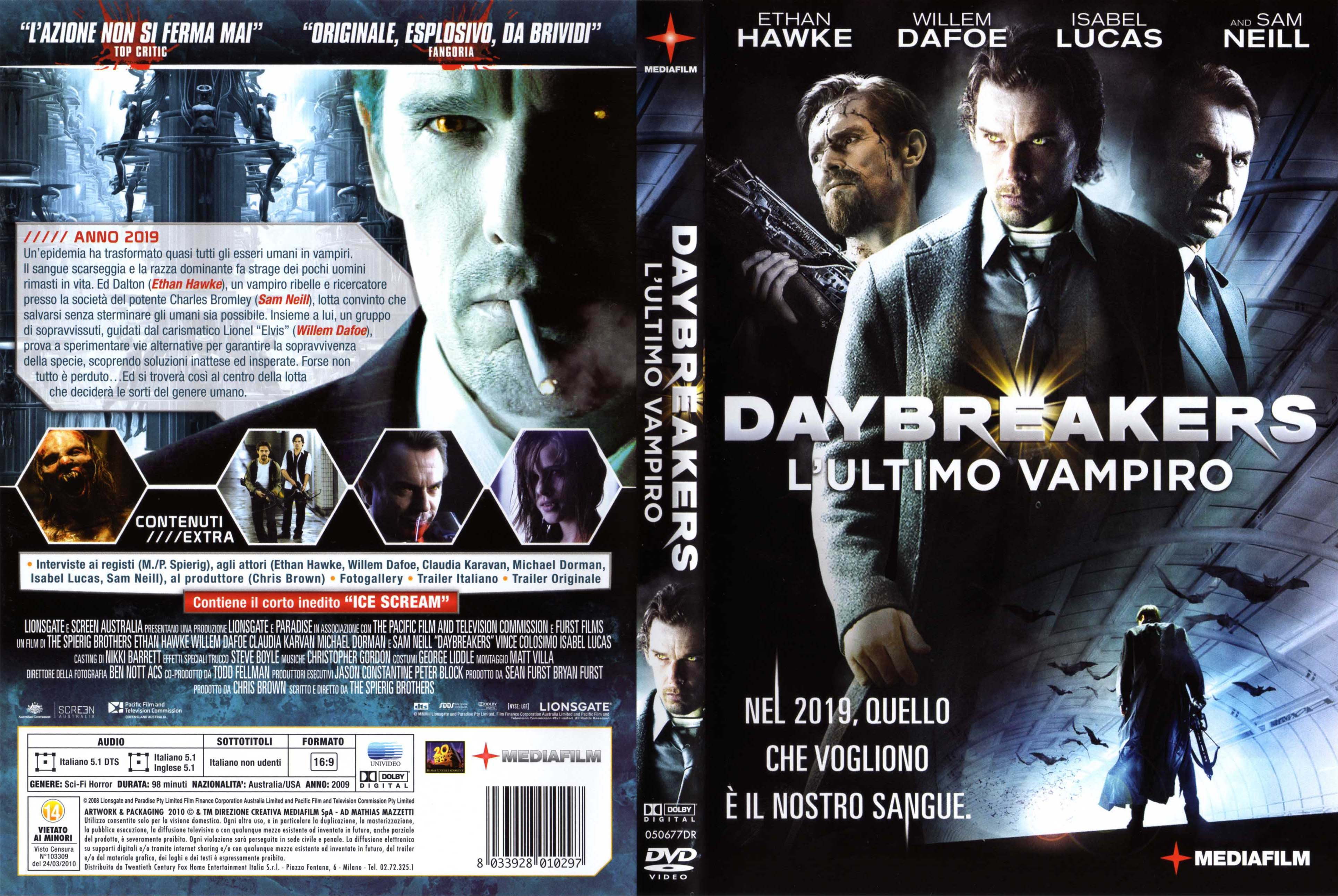 reaction paper to daybreakers movie