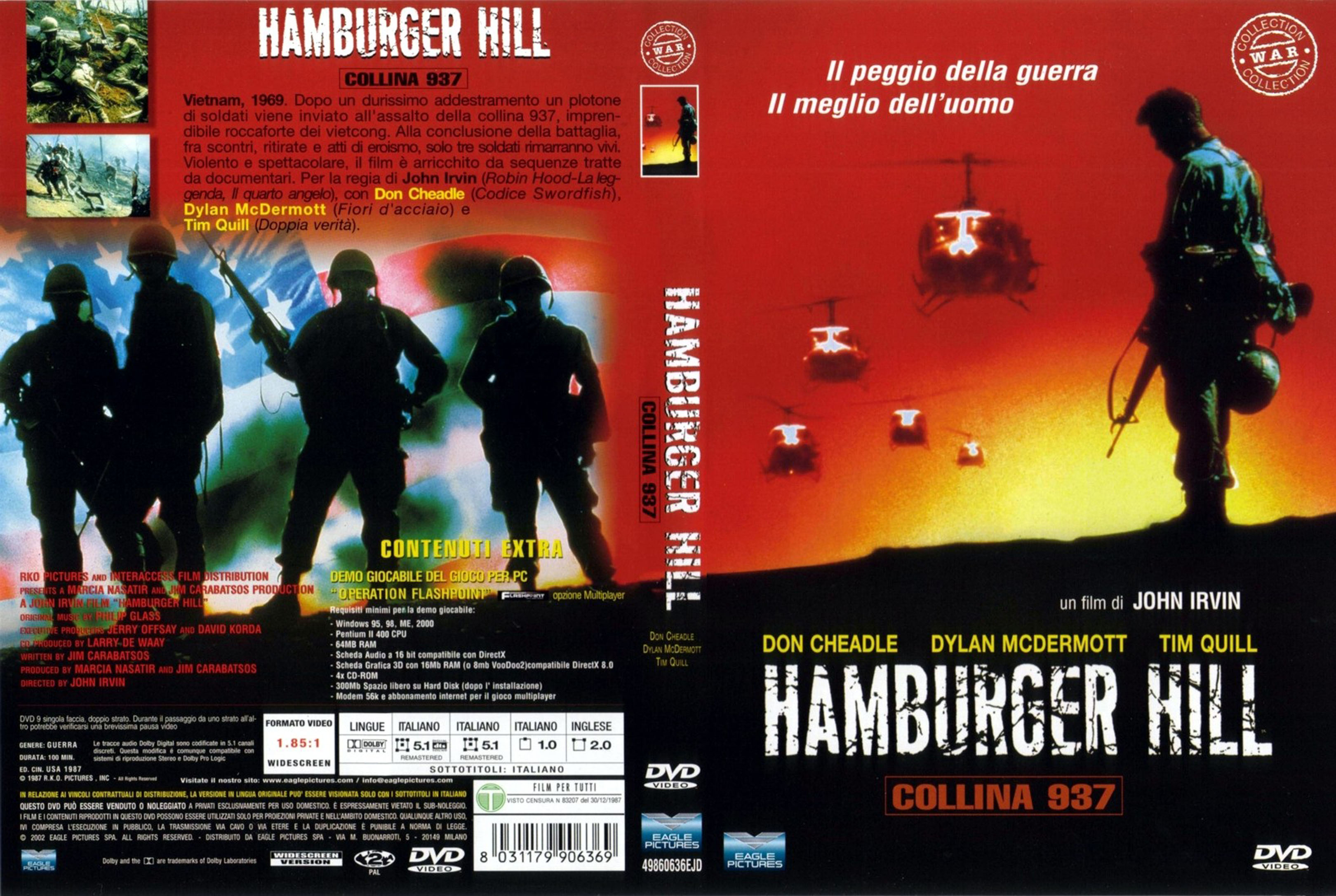 View, download, rate, and comment on this hamburger hill image
