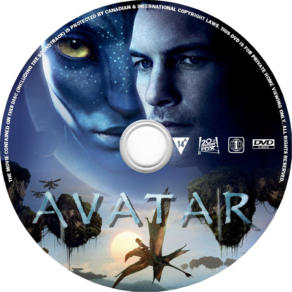 Avatar 2 On Dvd: Viaggio Africa, Cover, DVD, Game, Ricette