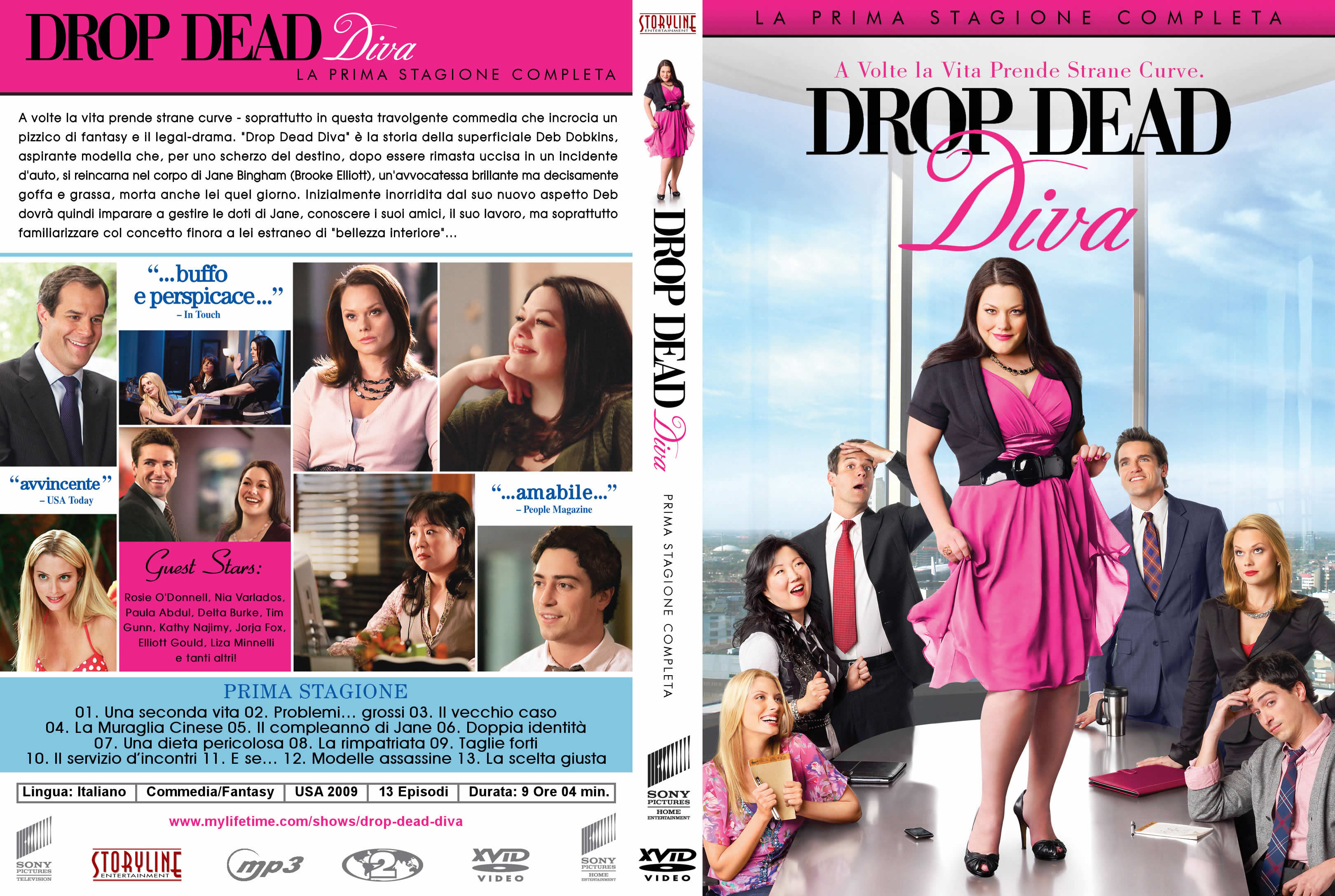 D pagina 4 viaggio africa cover dvd game ricette - Drop dead diva seasons ...